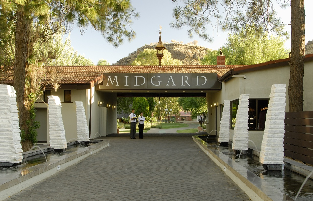 O And L Midgard Country Estate Main Entrance 1280